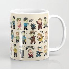 Have you seen my t'hy'la? Coffee Mug