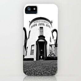 The Java Jive iPhone Case