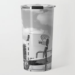 Checkpoint Charlie Berlin Travel Mug