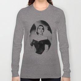 Maria Callas Long Sleeve T-shirt