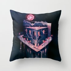 Multiverse Throw Pillow
