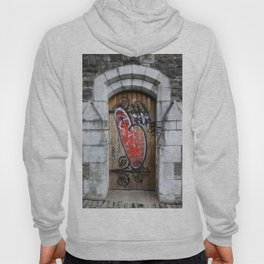 Love is the Message Hoody