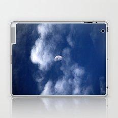 Waxing Gibbous Laptop & iPad Skin