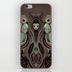 The Hell's Gate iPhone Skin