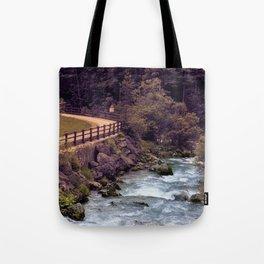 Fassa Valley Tote Bag