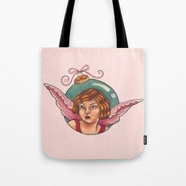 """""""Angel"""" Tote Bag"""
