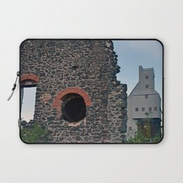 Quincy Hill Mine Shaft and Ruins Laptop Sleeve
