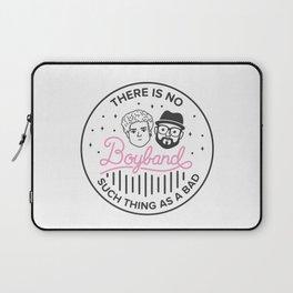 Good Vibes - Boyband Laptop Sleeve