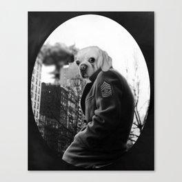 Wild world no.1 apocalypse  Canvas Print