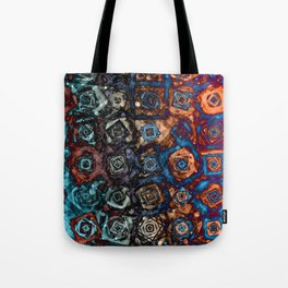 Twirling Swirling Madness Tote Bag