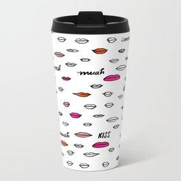 MUAH MUAH Metal Travel Mug
