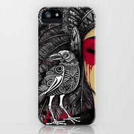 Winya No. 33 iPhone Case