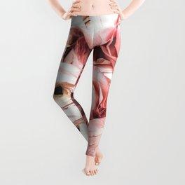 Blush Blooming Leggings