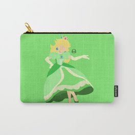 Princess Peach(Smash)Green Carry-All Pouch