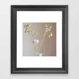 Spring bouquet II Framed Art Print