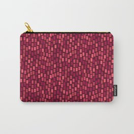 MOSAICS: RED WINE Carry-All Pouch