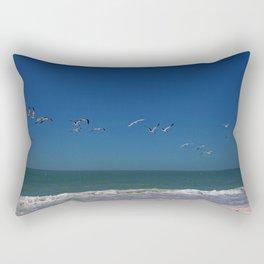 Perspectives in Paradise Rectangular Pillow