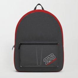 273 Commando V8 - Wedge Backpack
