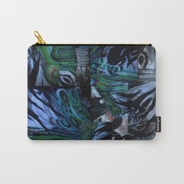 The Abstraction of Utopia and Oblivion  Carry-All Pouch
