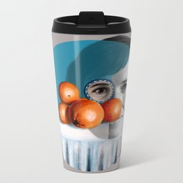 The ORANGEGIRL Metal Travel Mug