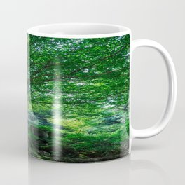 The Greenest Tree Coffee Mug