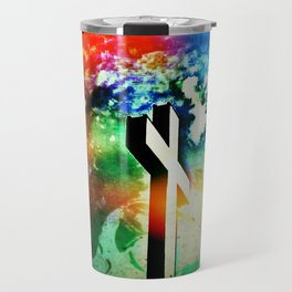Holy Cross Armageddon  Travel Mug