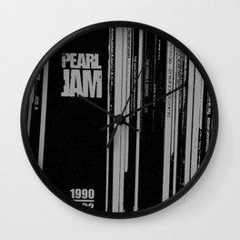 Records 3 Wall Clock