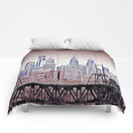 Philly Grit Comforters