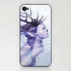 Deer Princess iPhone & iPod Skin