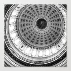 Wisconsin Capitol Dome Canvas Print