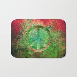 Peace IV Bath Mat
