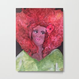 Hairdo you do? Metal Print