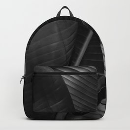 Banana leaf allure - night Backpack