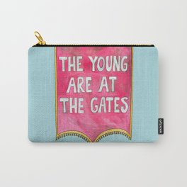 The Young are at The Gates Carry-All Pouch