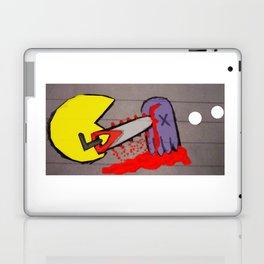killer pacman Laptop & iPad Skin