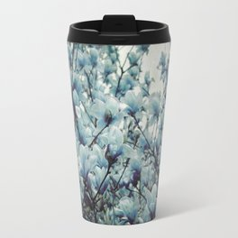 Magnolia Blues Travel Mug