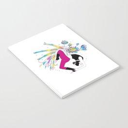 Dancing stillness Notebook