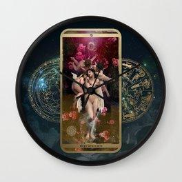 Zodiac : Virgo Wall Clock