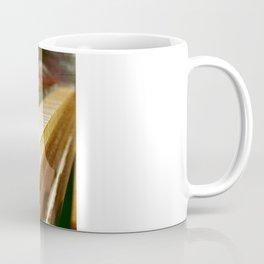 That Old Piano  Coffee Mug