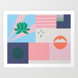Harmony Art Print