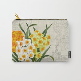 Macro Flower 27 Carry-All Pouch