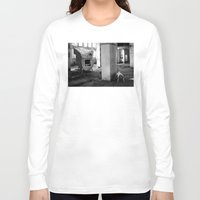 nightmare Long Sleeve T-shirts featuring nightmare by MatoSwamp