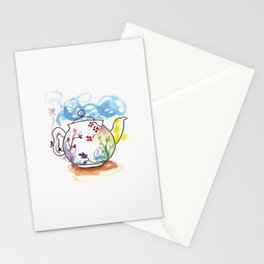 It's Tea-riffic! Stationery Cards