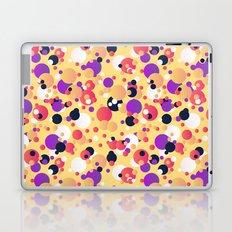 Messy dots Laptop & iPad Skin