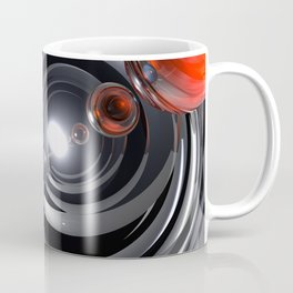 Abstract Camera Lens Coffee Mug