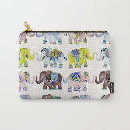 Elephant Collection – Cool Palette Carry-All Pouch