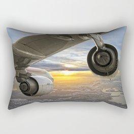 Airbus A-340 Rectangular Pillow