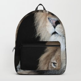 Portrait of a King Backpack