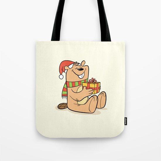 Xmas Gift Tote Bag