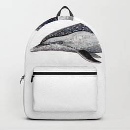 Pantropical spotted dolphin Backpack